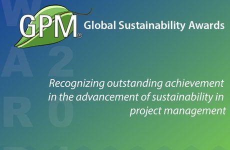 2015 GPM Global Sustainability Awards